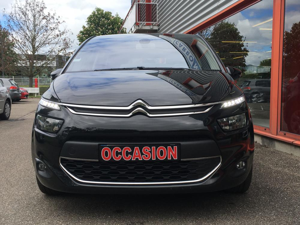 citroen c4 picasso intensive 1 6 hdi 115 bvm6 occasions. Black Bedroom Furniture Sets. Home Design Ideas
