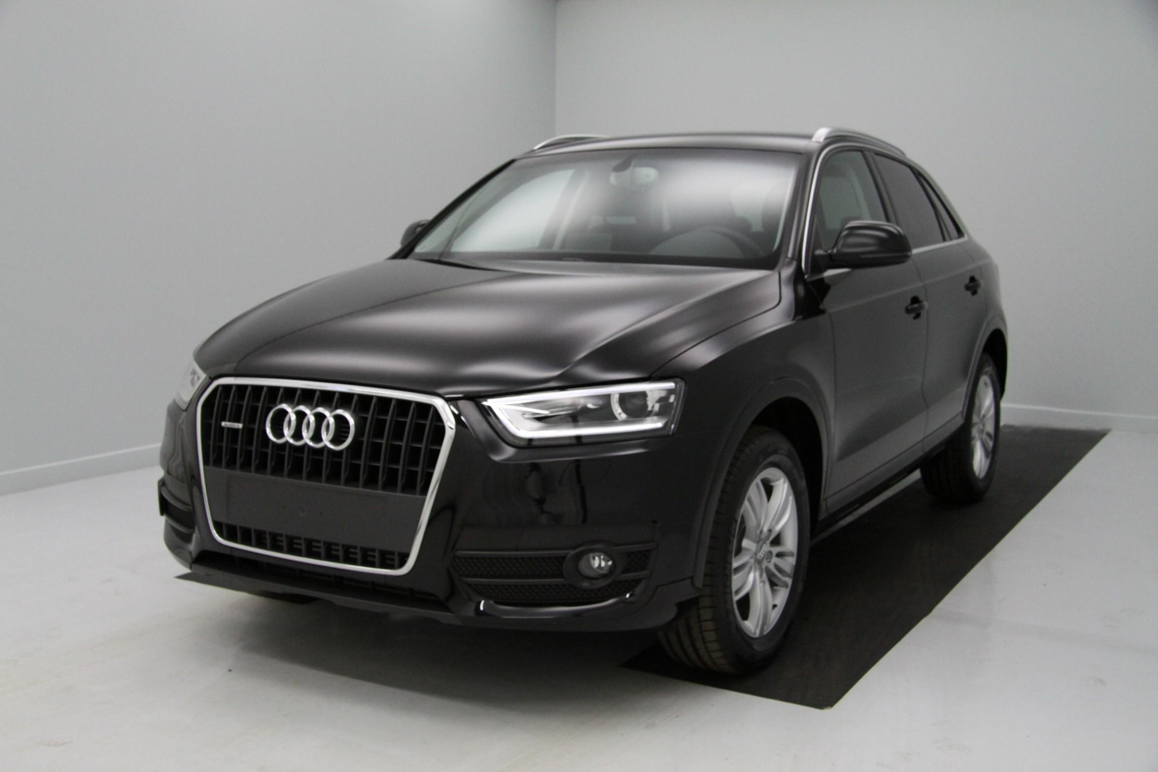 audi q3 quattro s line stronic 2 0 tdi 184 cv v hicules neufs. Black Bedroom Furniture Sets. Home Design Ideas